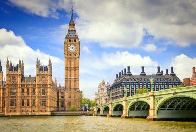 Авиатуры в Лондон