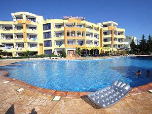 St Vlas hotel bolgaria