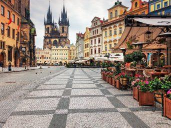 Прага эконом тур главная